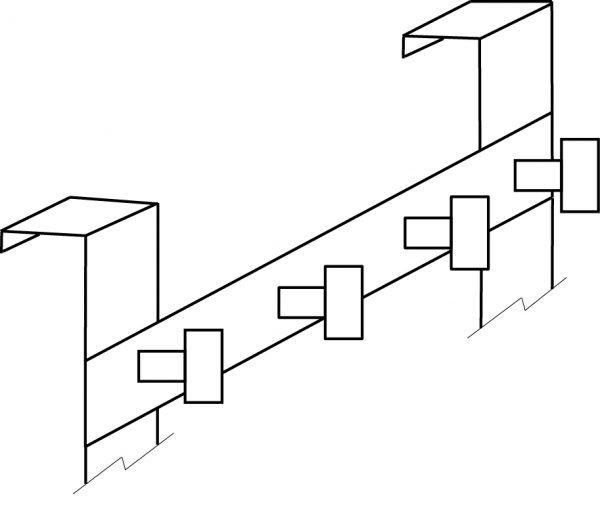 Dörr 3 nivåer